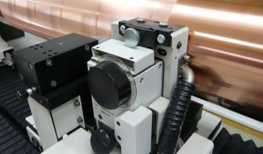 Tiefdruckzylinder